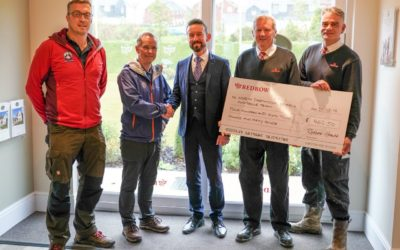 Thank You to Redrow Homes