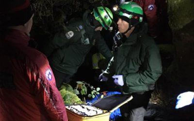 Training with Hazard Area Response Team